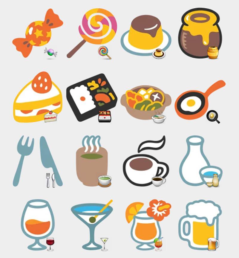 Google-Emojis