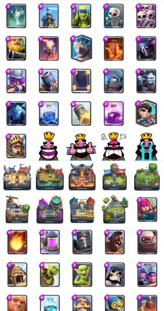 clash royale game