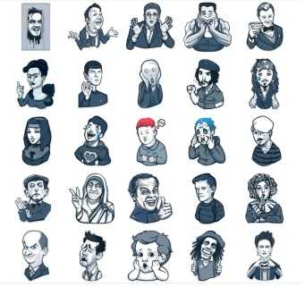 Famous Characters 2