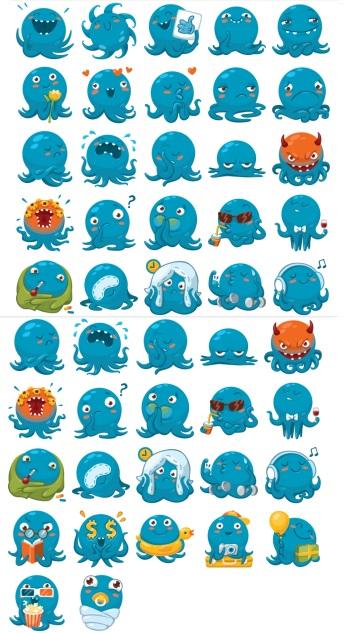 otto Octopus Football