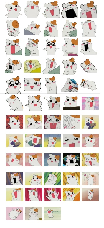 Ebichu Pokemon Stickers Telegram