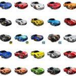 Hot Wheels Car Games stickers telegram