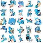 Kin Stickers telegram