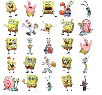 Bikini Bottom spongebob