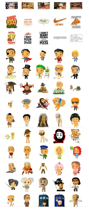 cook Stickers Telegram Messenger