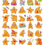 star patrix stickers telegram
