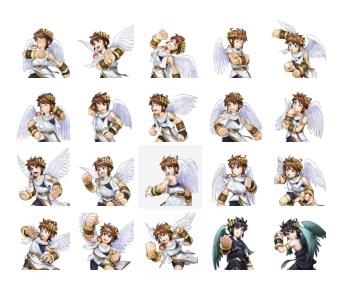 Kiu Anime Stickers Telegram Messenger