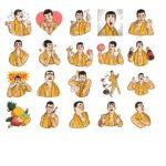 PPAP Japan Stickers Telegram