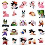 Dragon Ball Stickers Telegram