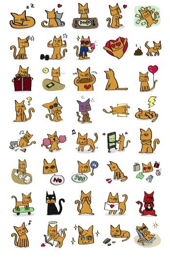 Nya Add Stickers Telegram By Chemapop