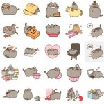 Pusheen Cat New Stickers Telegram Messenger