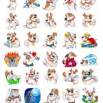 Add Stickers Telegram Richie Dog Funny Telegram Messenger