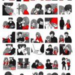 Couple Romantic Telegram Stickers Pack Spesial Edition