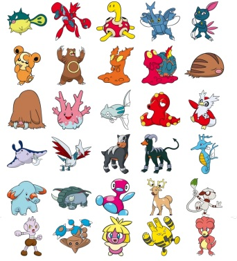 Stickers Telegram Pokemon