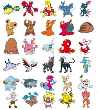 Stickers Telegram Pokemon
