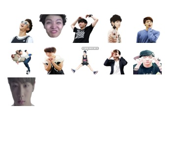 BTS Telegram Stickers