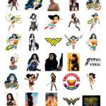 Wonder Woman Telegram Stickers